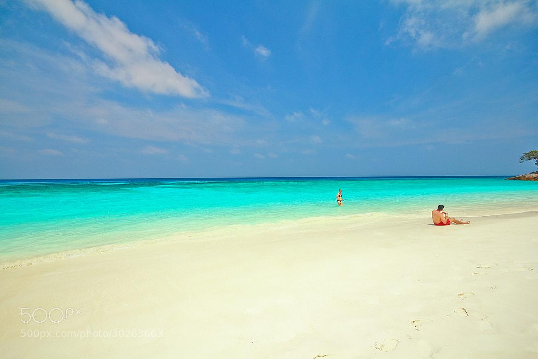 Photograph Tachai  island by ทิวทิวา ภูตะวัน on 500px