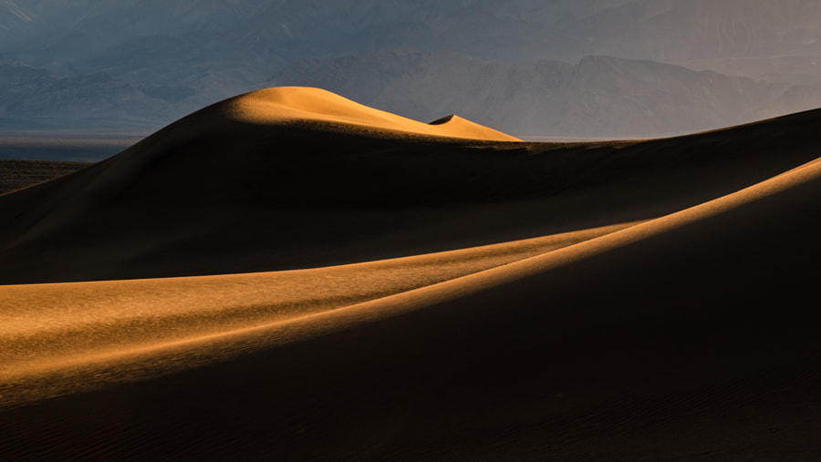 Sand dunes by Kevin Gao on 500px.com