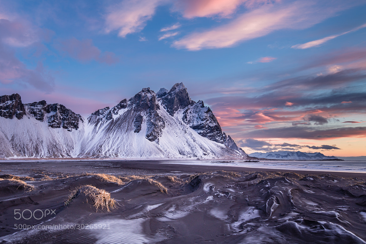 Photograph Frozen Dunes by Michael Elkan on 500px