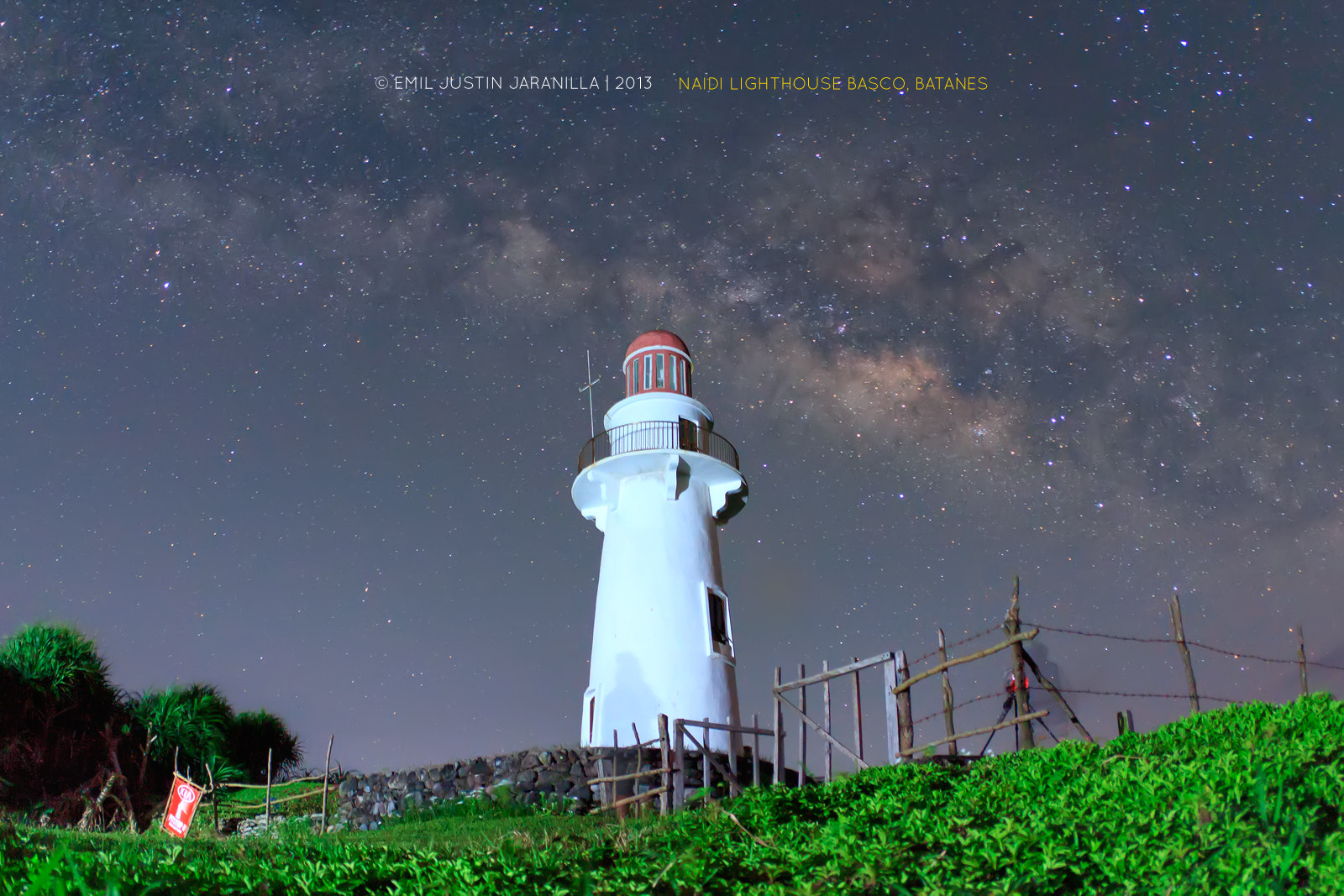 Photograph Naidi Milkyway by Emil Justin Jaranilla on 500px