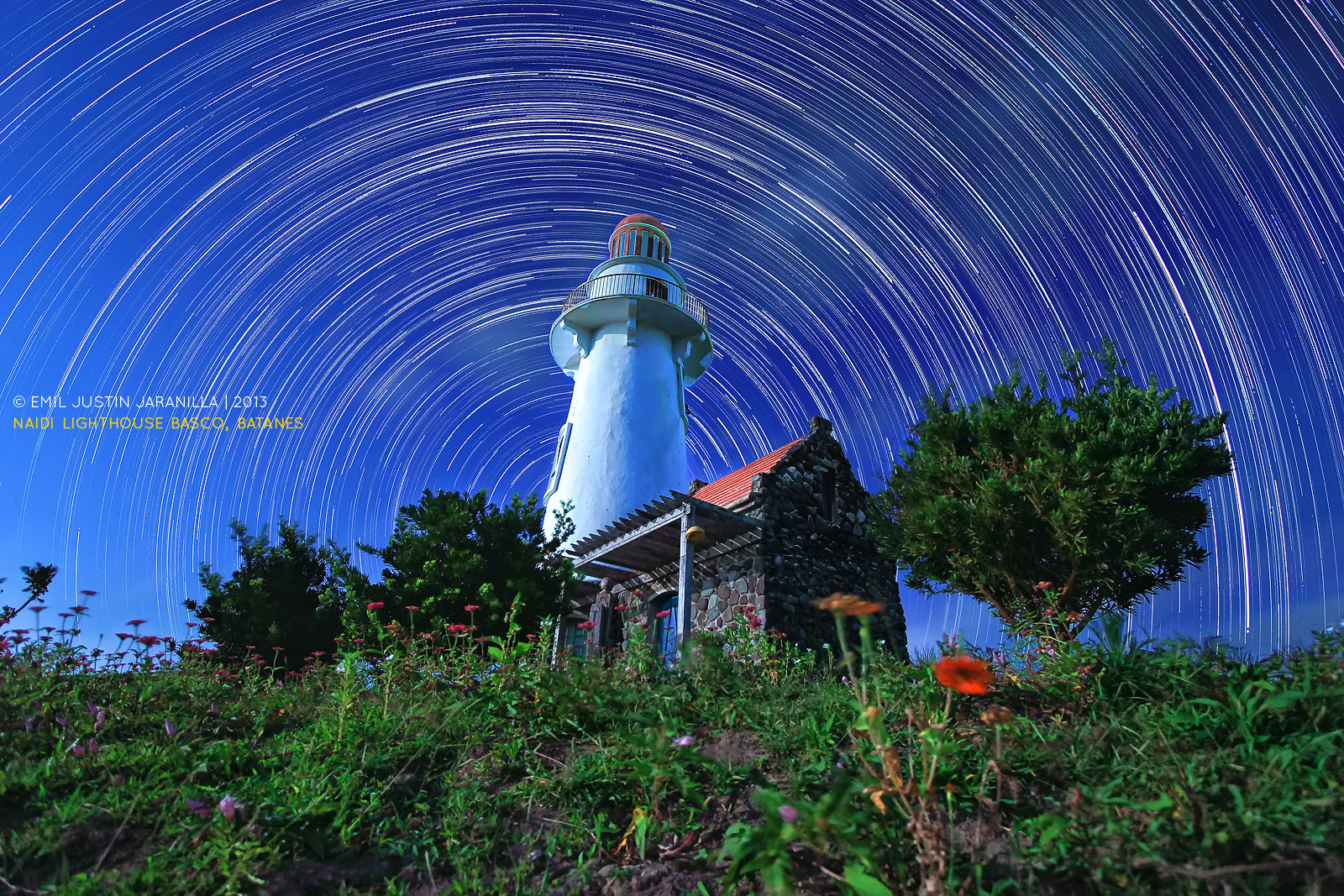 Photograph StarTrails at Naidi by Emil Justin Jaranilla on 500px
