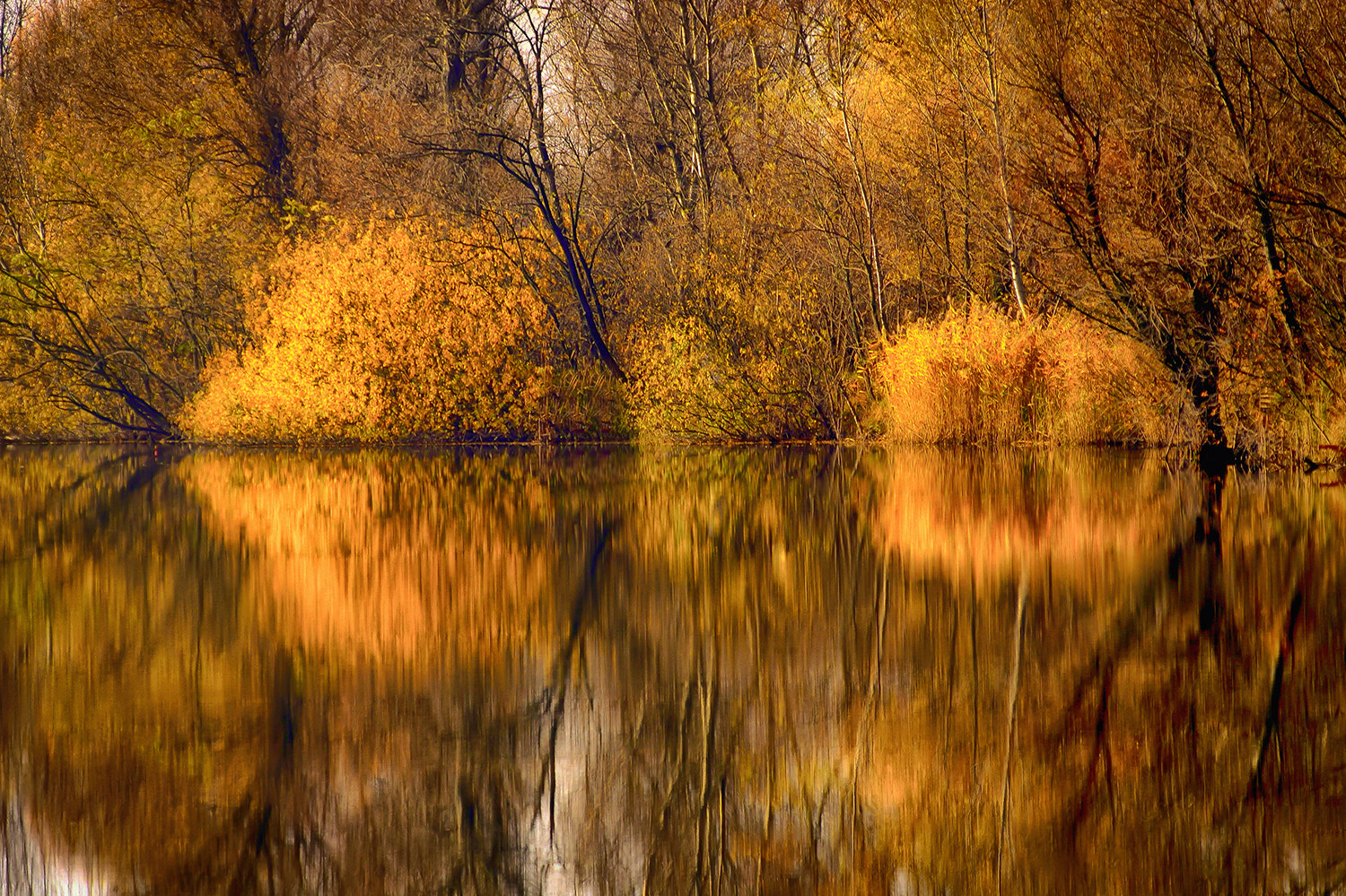 Photograph autumn mirror by Andy 58 on 500px