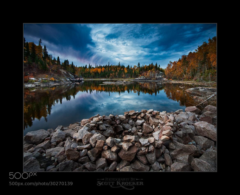 Photograph Stone Hideout by Scott Kroeker on 500px
