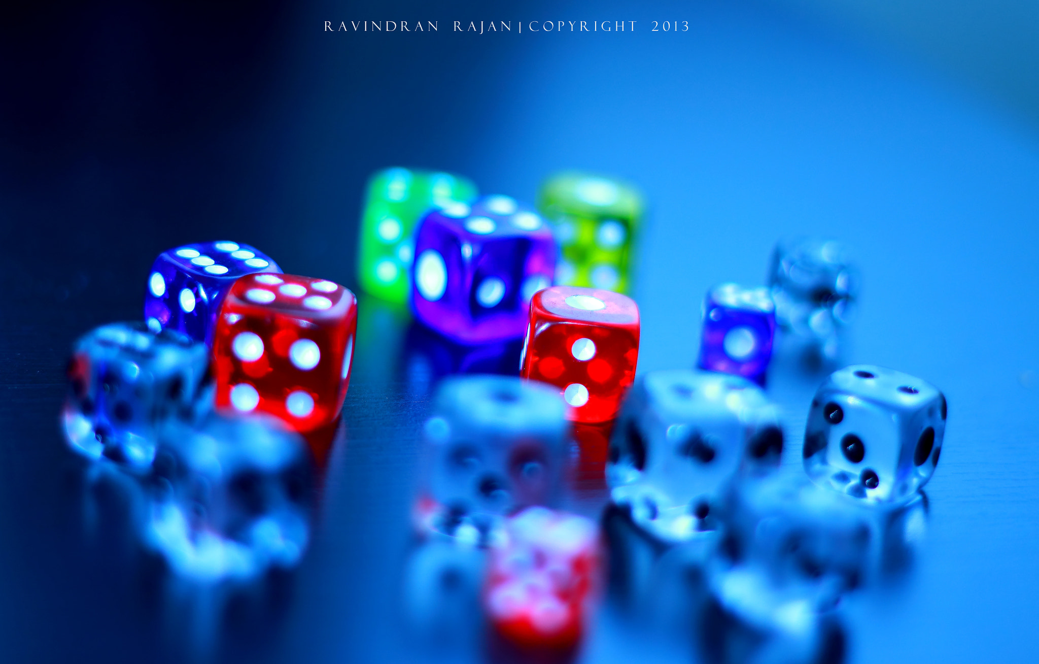 Photograph Try your luck... by Ravindran Rajan on 500px