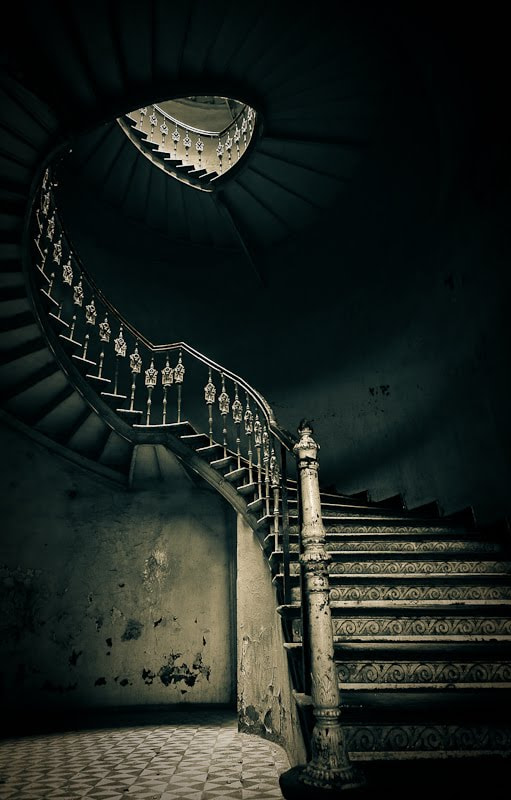 Photograph Stairways 02 by Lukas Kapa on 500px