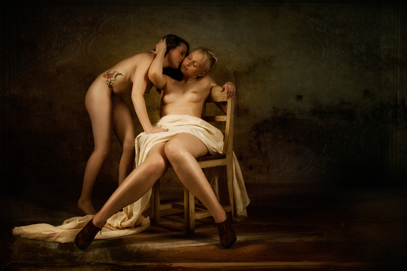 Photograph Two lovers by Chris Hochstetter on 500px