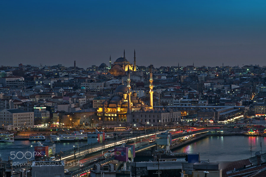 "Photograph ""galata"" by e&e photography on 500px"