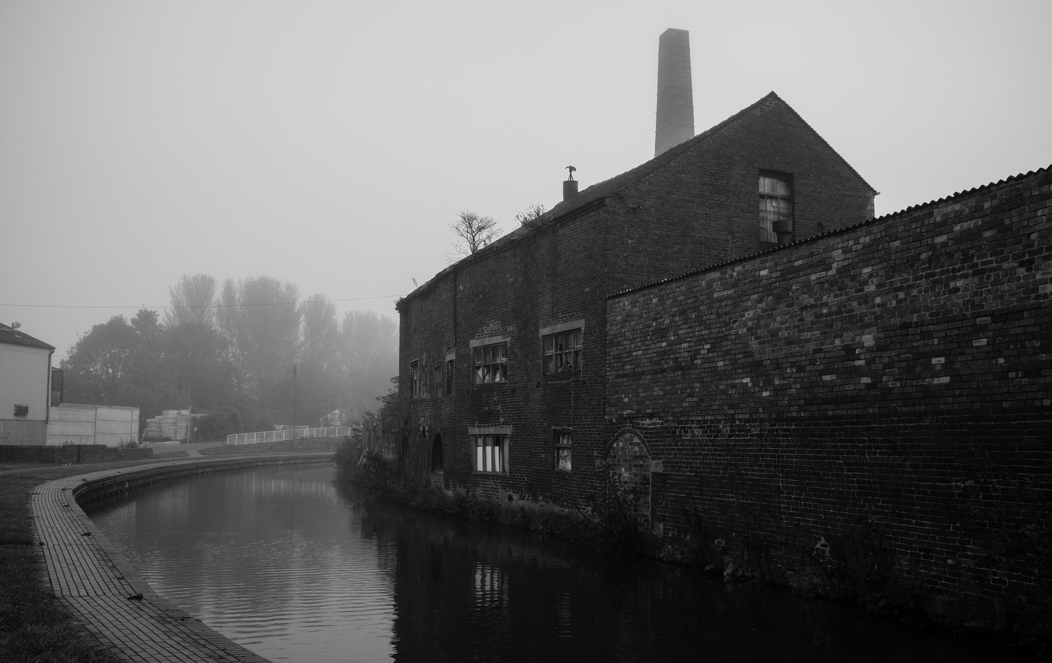 Photograph Middleport Canal by Shaun Newman on 500px
