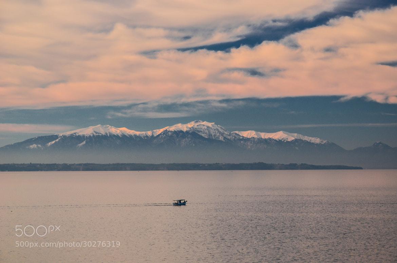 Photograph Going home... by Fotis Samandaras on 500px