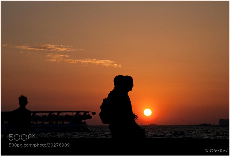 Photograph Silhouette by Dimitri Alderweireld on 500px