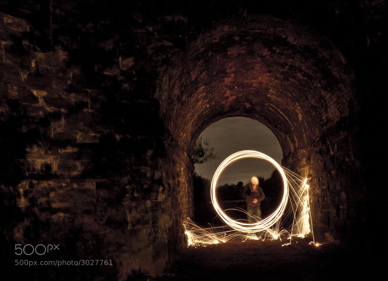 Photograph Fire circle by Stephen Matthews on 500px