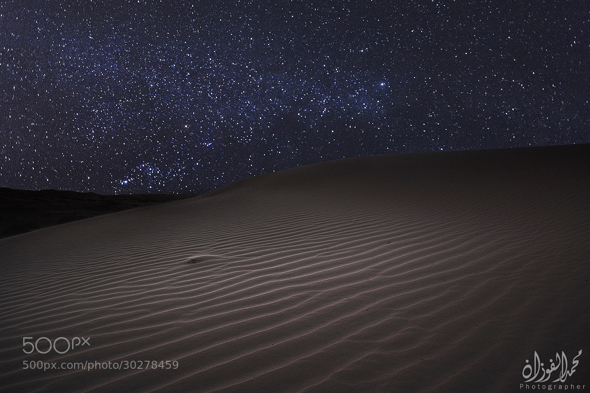 Photograph Quiet Night by Mohammed Al-Fozan on 500px