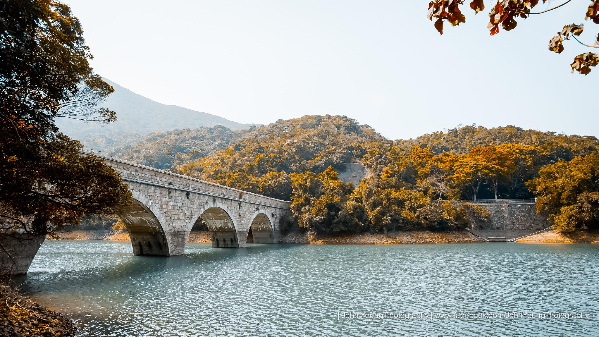 Photograph Tai Tam Bridge, Hong Kong by John Yeung on 500px