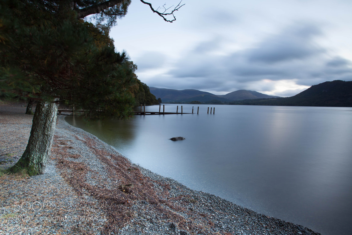 Photograph Derwent Shoreline by Carl Mickleburgh on 500px