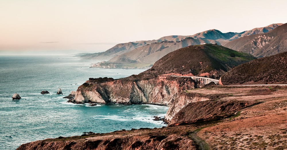 Photograph Highway 1, California by Steffen Walther on 500px