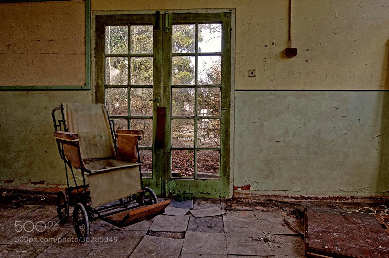 Photograph Abandoned Hospital by Pawel Rozenek on 500px