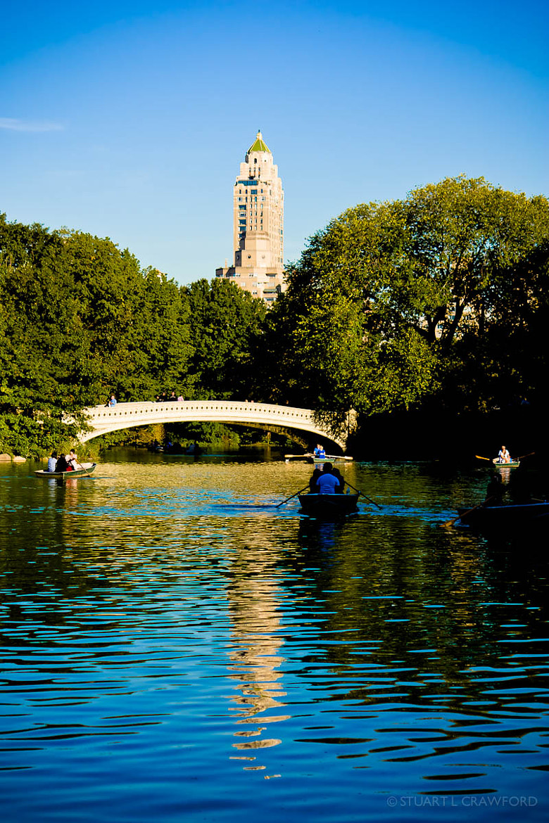 Photograph Boating in Central Park by Stuart Crawford on 500px