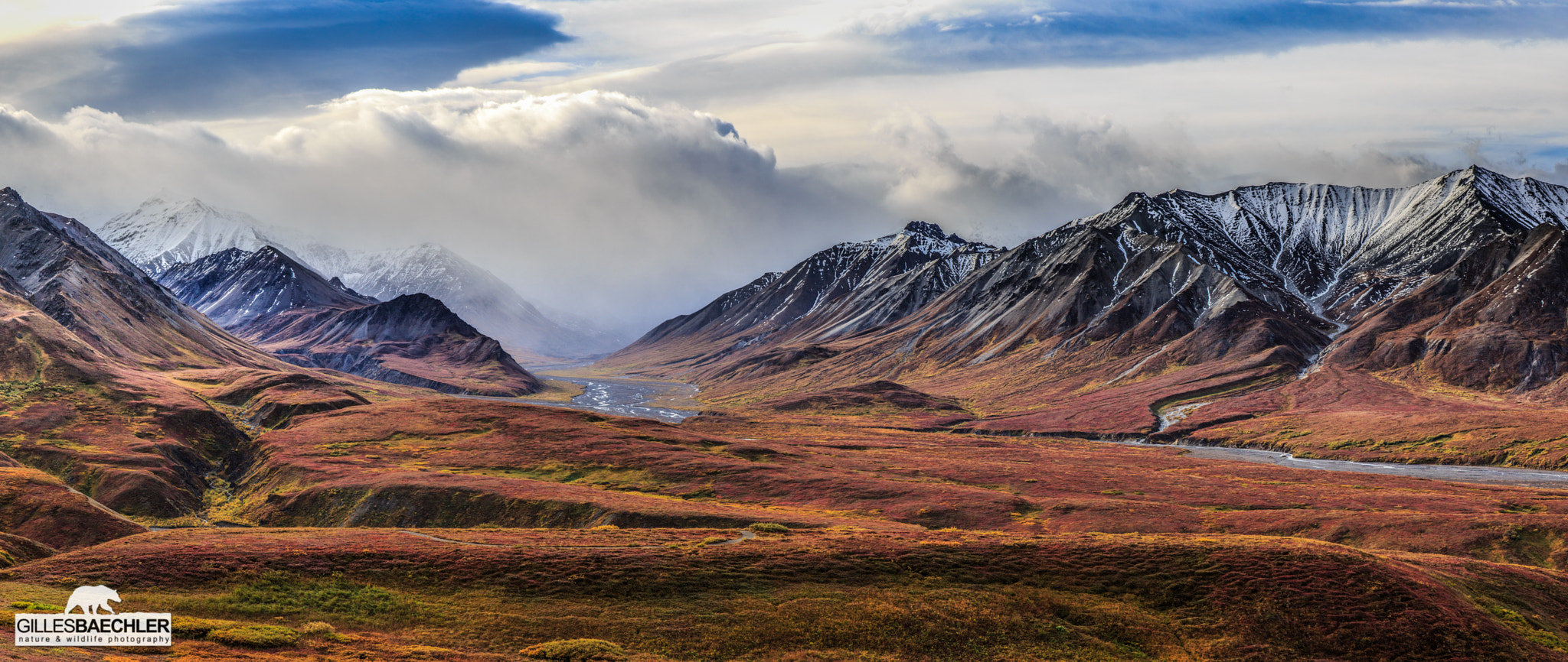 Photograph Fall in Denali II by Gilles Baechler on 500px