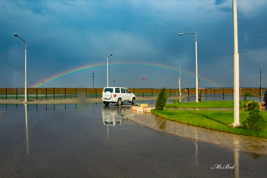 Rainbow by Aleksandr Koblov on 500px.com
