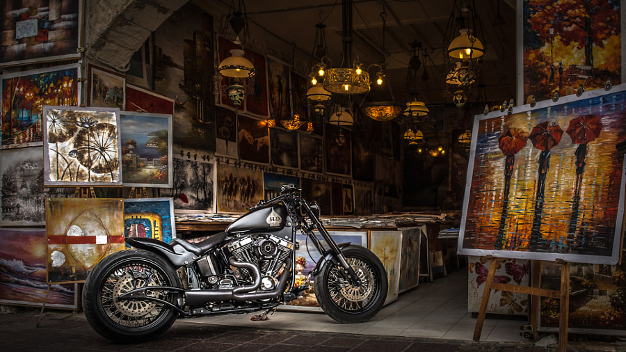 eric dearbeck amazing bike by Eric Dearbeck on 500px.com