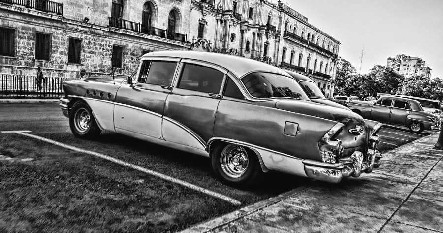 eric dearbeck black white vintage by Eric Dearbeck on 500px.com