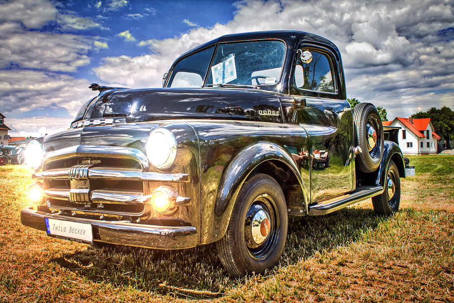 eric dearbeck classic truck by Eric Dearbeck on 500px.com
