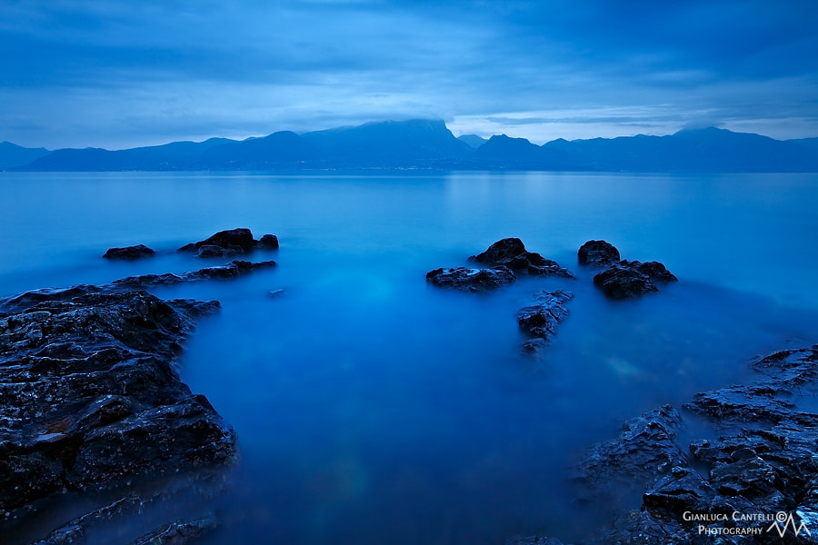 Photograph Deep Blue by Gianluca Cantelli on 500px