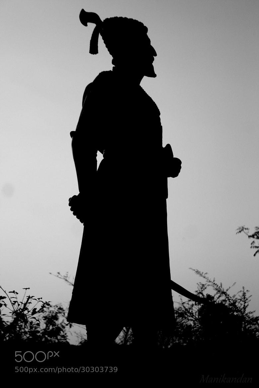 Photograph The Leader Shivaji  by Mani  kandan on 500px