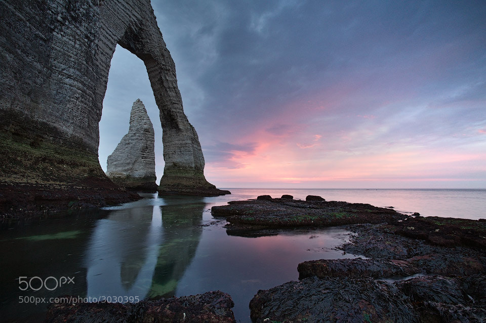 Photograph Etretat by Alexey Kharitonov on 500px