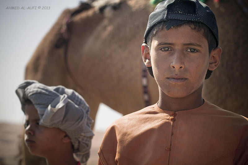 Photograph look eye  bedouin of oman by AHMED AL-AUFI on 500px