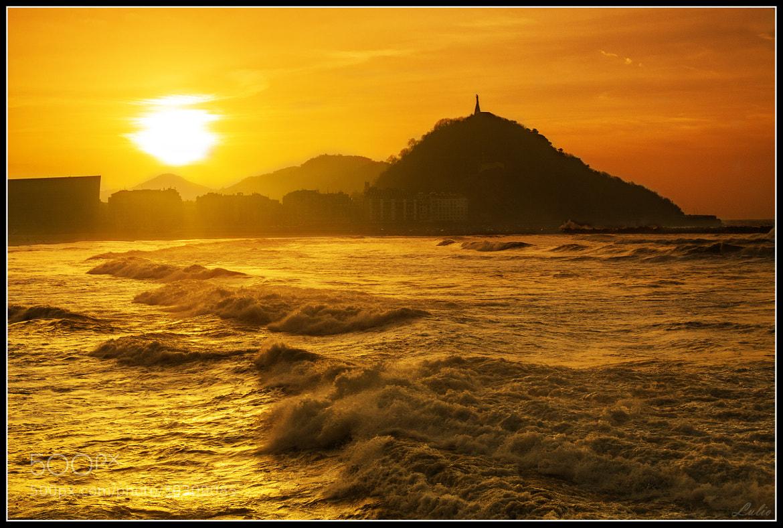 Photograph San Sebastián (Monte Igueldo) by Jose Antonio Lopez Bajo on 500px
