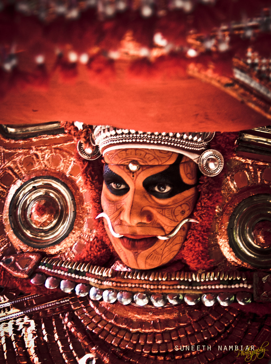 Photograph Theyyam by Suneeth Nambiar on 500px