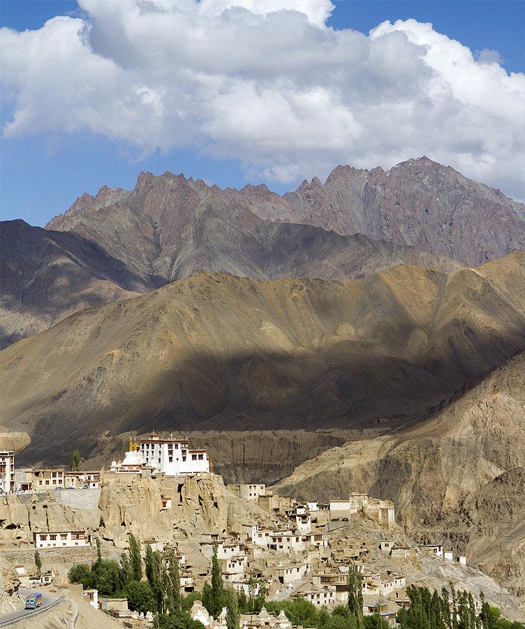 Lamayuru monastery. Монастырь Ламаюру