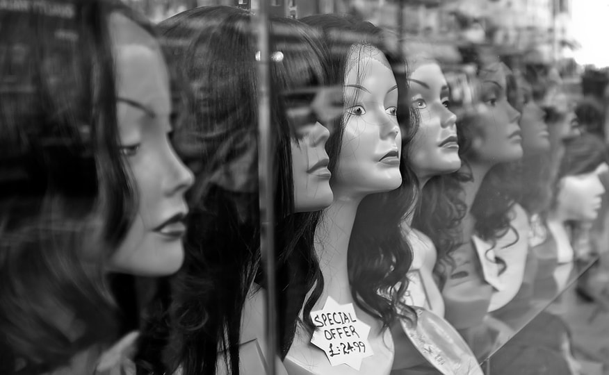 Photograph How much is that lady in the window? by Brent A. Martin on 500px