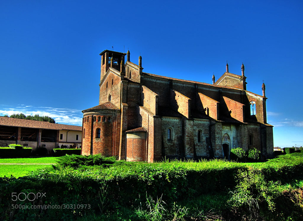 Photograph Basilica of  St. Bassian by Gabriele Quaglia on 500px