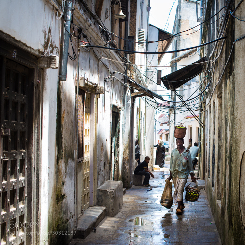 Photograph In Stone Town by Maryana Lemak on 500px