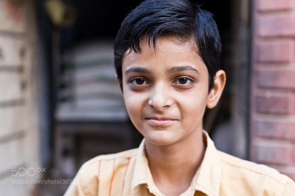 Photograph A boy by Joan Gómez on 500px