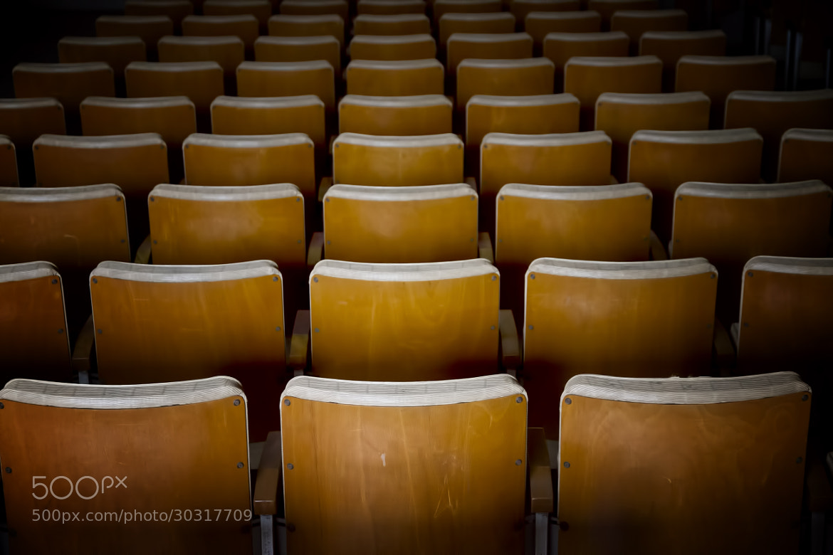Photograph PleasE TakE A SeaT #2 by Guillaume Rio on 500px
