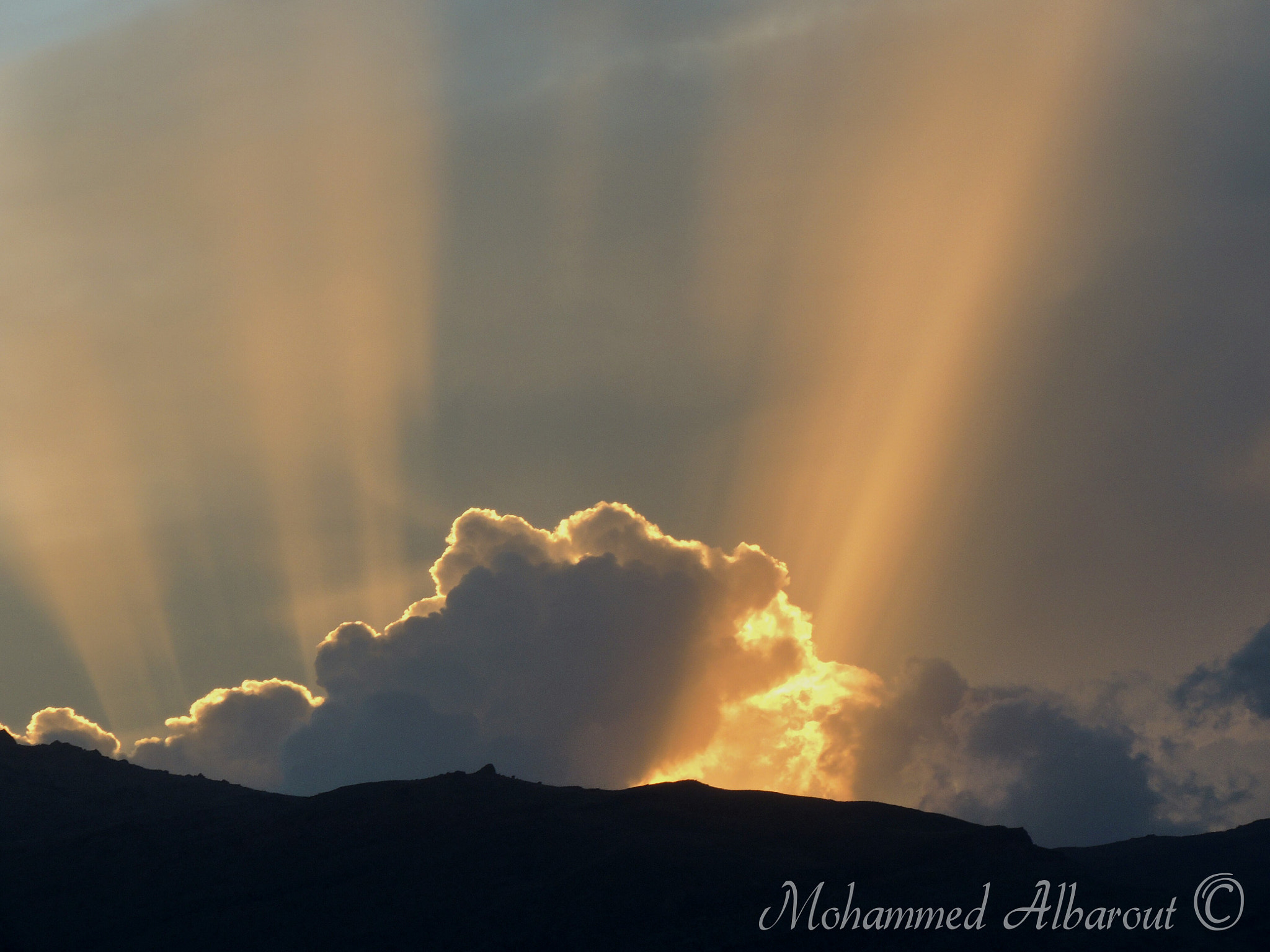 Photograph  Sunrise in Sana'a city by Mohammed Al-barout on 500px