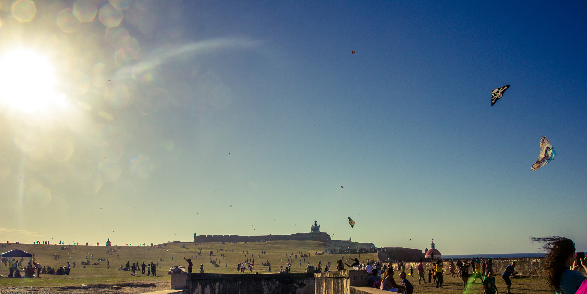 Photograph El Morro Shine by Gonripsi Mobsono on 500px