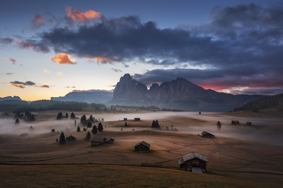 Seiser Alm by Martin Rak on 500px.com