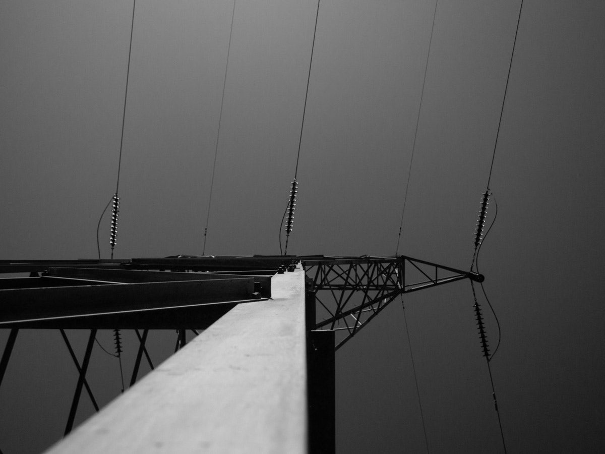 Photograph Yet another power line by Ahmed Dassouki on 500px