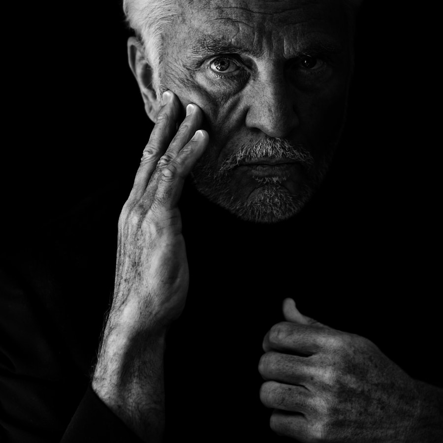 Actor Terence Stamp