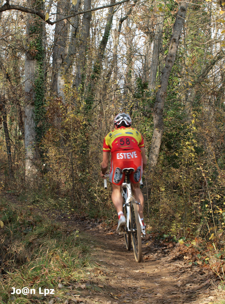 Photograph Ciclocross 5, Raymat by J A  López Roca on 500px