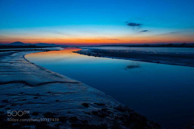 Photograph Still Sunset by Alan Egan on 500px