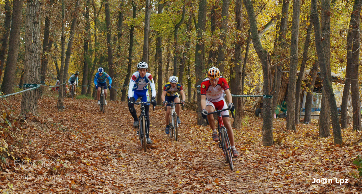Photograph Ciclocross 4, Raymat by J A  López Roca on 500px