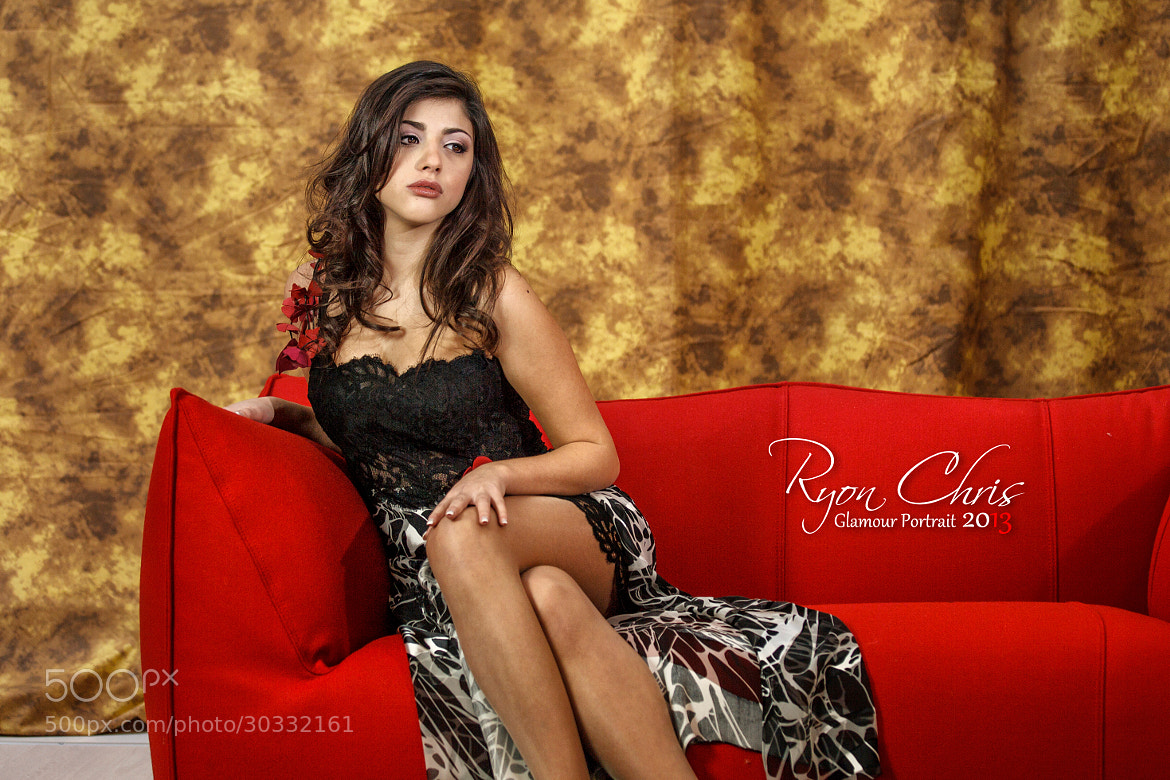 Photograph Vanessa by Ryon Chris on 500px