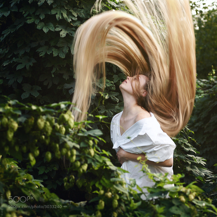 Photograph Rapunzel by Alexander Paterov on 500px
