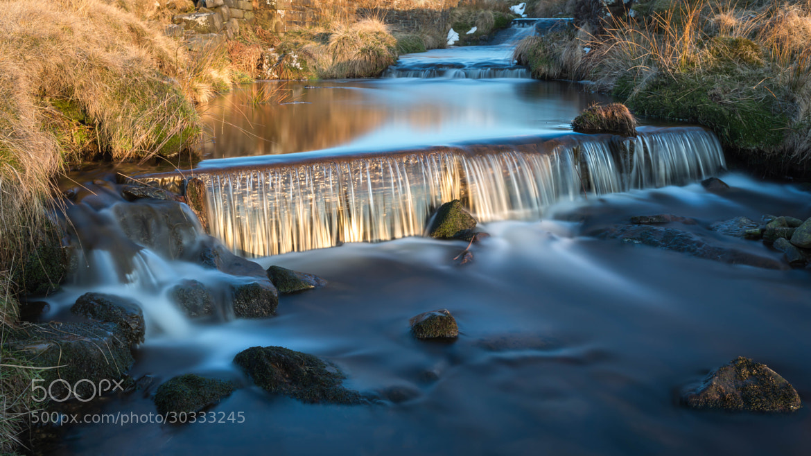 Photograph Cant Clough Beck by Opsoclonus  on 500px