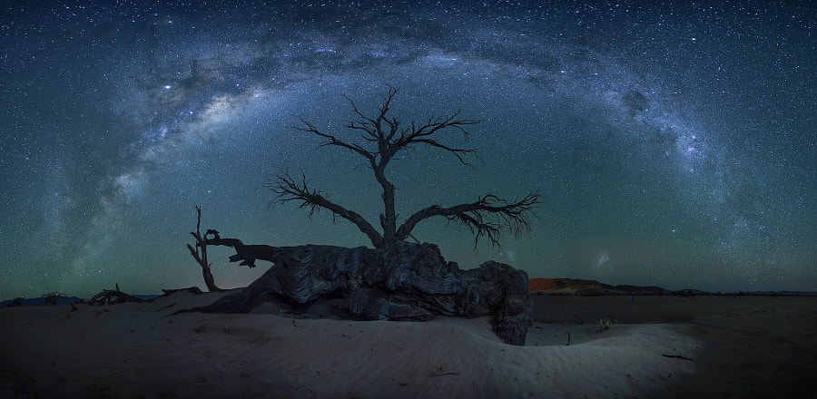 Deadvlei by Sarawut Intarob on 500px.com